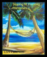 Art Wine Denver Hammock Tues July 22nd 6pm $40