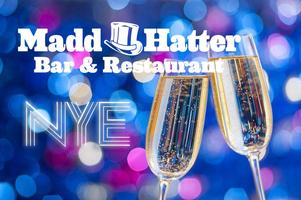 """All That Glitters"" New Year's Eve at Madd Hatter Hoboken"