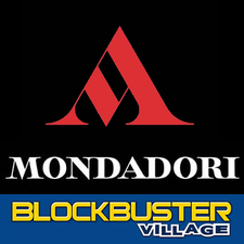 Libreria Mondadori Blockbuster - Via Mazzini 110 Potenza logo