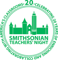 Smithsonian Teachers Night 2012 - 20th Anniversary...