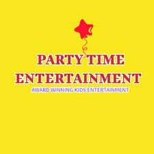 Party Time Entertainment logo