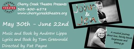 John and Jen, Sunday June 1st 2014 6:30pm