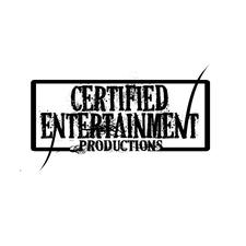 CERTIFIED ENTERTAINMENT logo