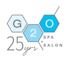 G2O Spa + Salon logo