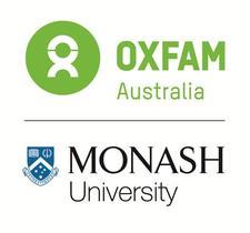 Oxfam-Monash Partnership logo
