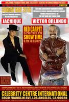Red Carpet EXCLUSIVE Event...VICTOR ORLANDO featuring...