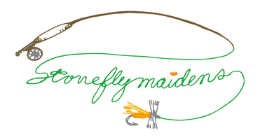Stonefly Maidens Women's Fly-Casting Clinic 2014