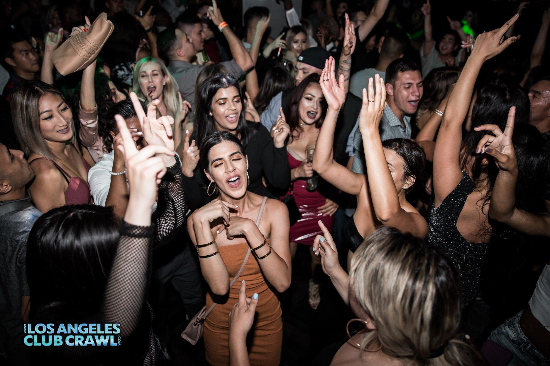 Los Angeles Nightlife Party Tour