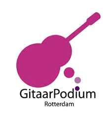 GitaarPodium Rotterdam logo