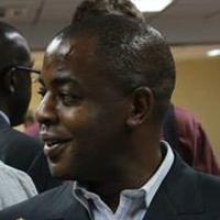 Insaka with Chabala Kaunda, Lead consultant at CSJ...