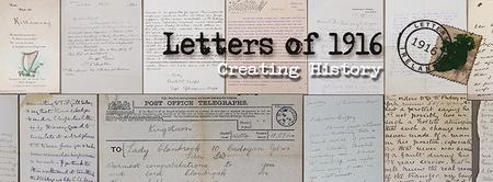 Letters 1916 Kildare Launch