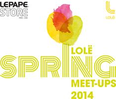 Lolë Spring Meet-ups : Lyon