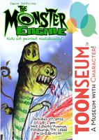 Monster Engine Halloween Party with special guest David...