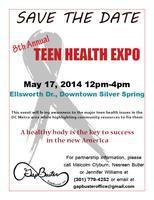 GapBuster, Inc. 8th Anunual Teen Health Expo