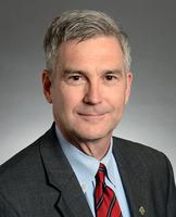 Conversation with Senate Minority Leader David Hann