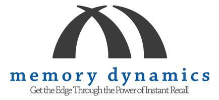 Memory Dynamics 2-Day Memory Seminar (June 18th & 19th, 2019)