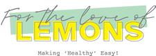 For the Love of Lemons logo