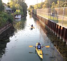 Eastside Detroit Canal Tours