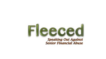 Fleeced: Speaking Out Against Senior Financial Abuse