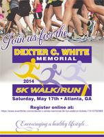 Dexter C. White Memorial 5K Fun Walk/Run