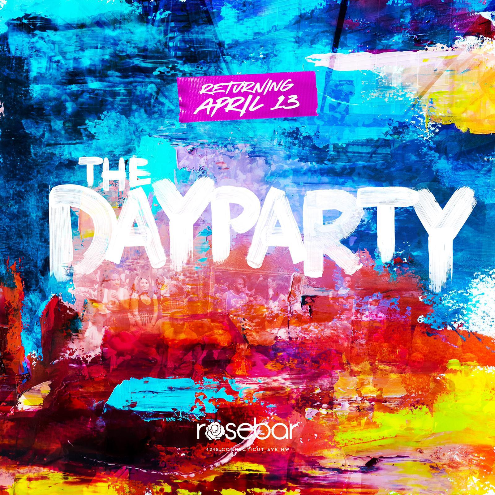 ROSEBAR DAY PARTY RETURNS