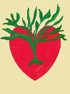 Laurel Favilla of Heartgrown Ministries logo