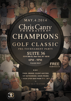 Chris Canty Foundation Pre Tournament Party