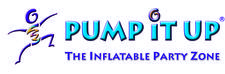 Pump It Up of Freehold logo