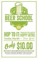 May Beer School: Hop to it!