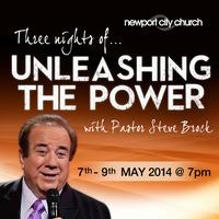 Three Nights of Unleashing the Power with Pastor Steve ...
