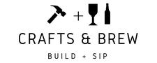 Crafts & Brew Bay Area logo