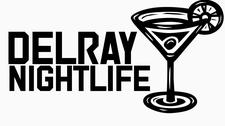 DELRAY NIGHT LIFE logo