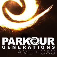 Parkour Generations Americas logo