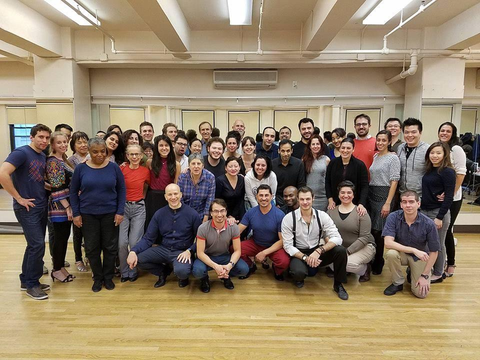 8 Week Fundamentals Tango Course