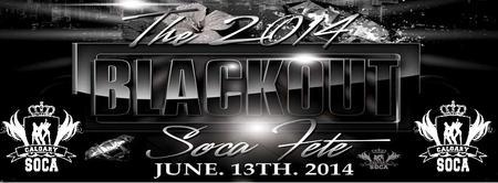 BlackOut Soca Fete 2014