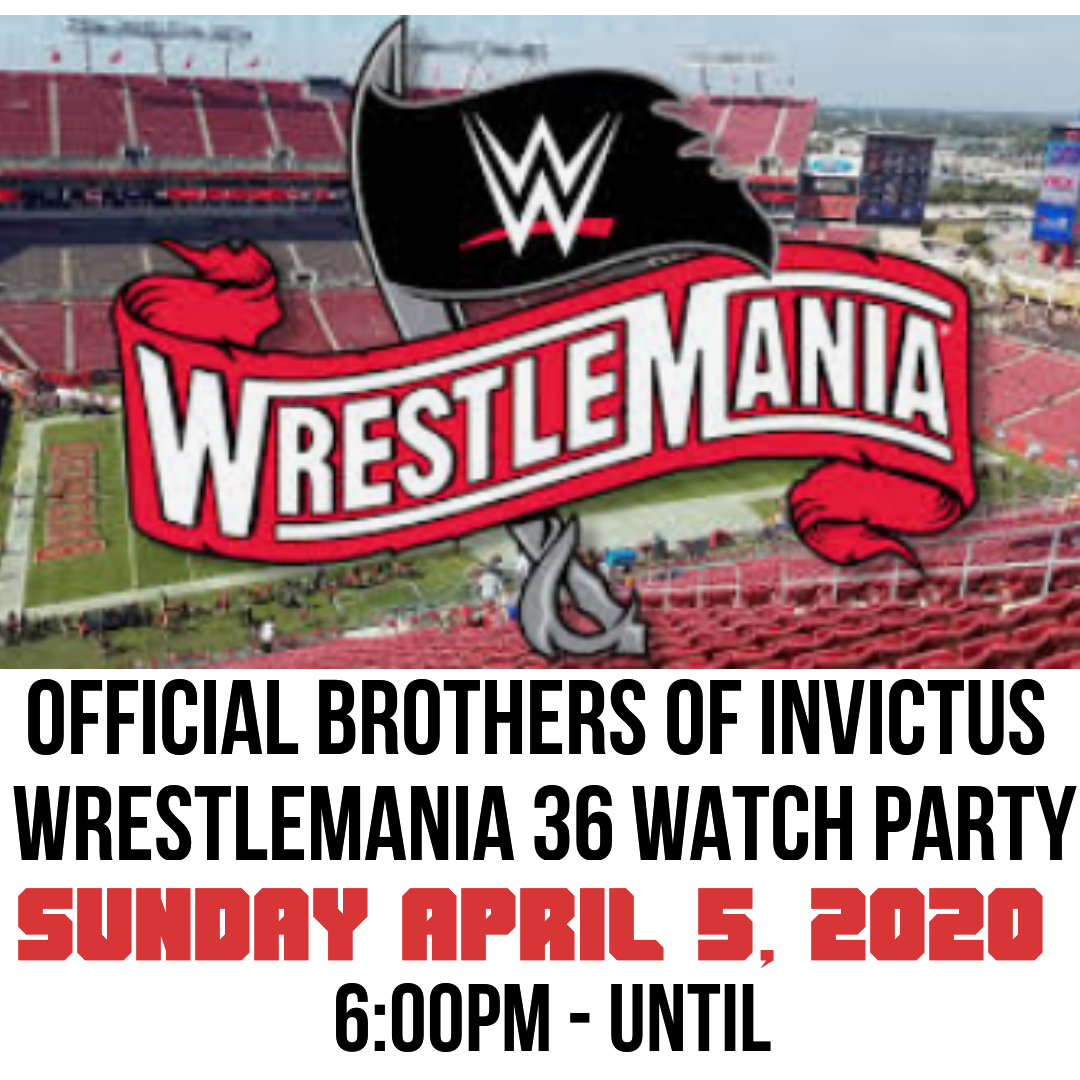WRESTLEMANIA WATCH PARTY