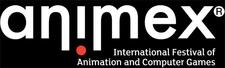 Animex International Festival of Animation and Computer Games logo