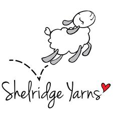 Sheridge Yarns - Lyn Gemmell logo