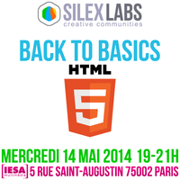 Ateliers B to B (Back To Basics) : Apprendre HTML5