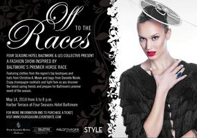 Off to the Races Fashion Show