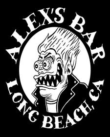 Alex's Bar logo