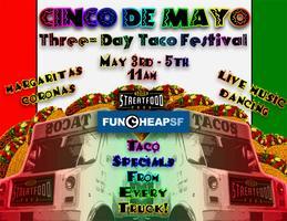 Cinco de Mayo 2014 Taco Festival & Piñata Party