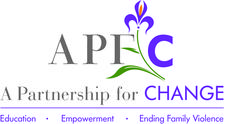 A Partnership for Change (APFC) logo