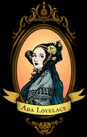 Ada Lovelace-skrivstuga på Wikipedia