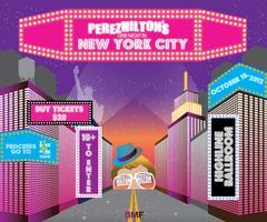 Perez Hilton Present's One Night in New York City