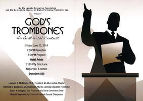 Alpha Phi Alpha Fraternity Presents: God's Trombones -...