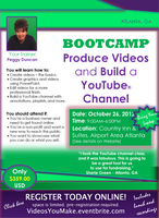 Video PowerPoint YouTube Bootcamp - Promote What You...