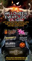 Havanaween 2012: Saturday Oct 27: Get Ready to be...