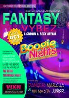 FANTASY VYBEZ presents BOOGIE NIGHTS