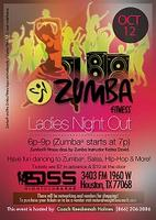 Ladies Night Out Fitness Party | ZUMBA Fitness